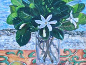 Bouquet Tiare passion