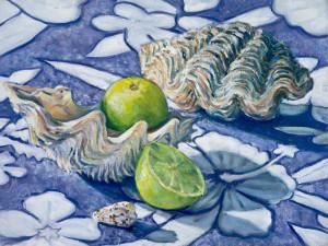 Pahua et citron vert