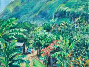 Sentier Bora