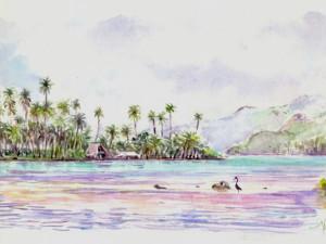Lagoon Mahare Otuu