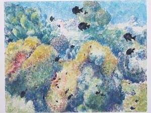 Underwater Anemone