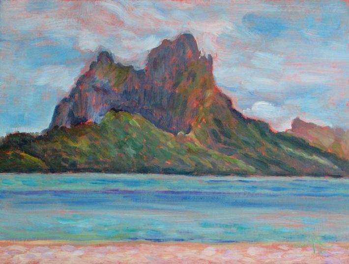 Bora Bora afternoon2008