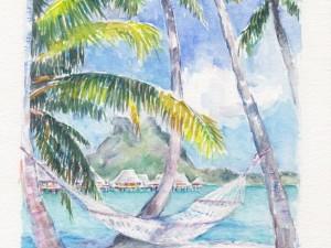 Hammock Bora Bora