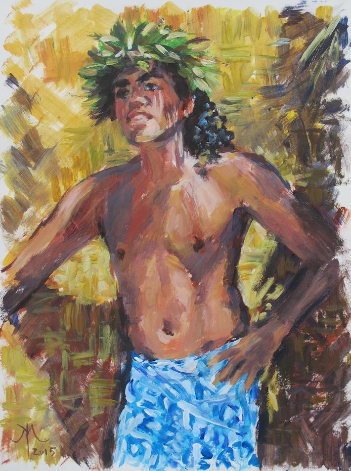 Tane Tahitien